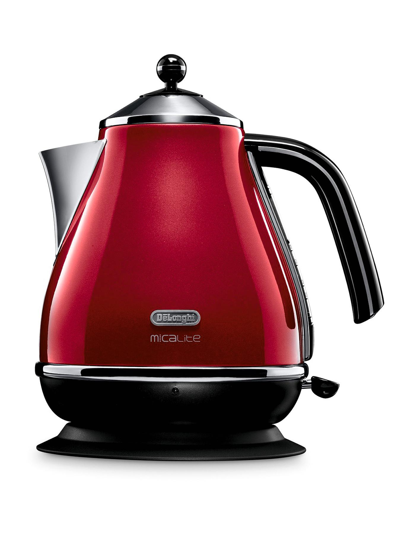 KBOM3001 Micalite Icona Kettle - Red