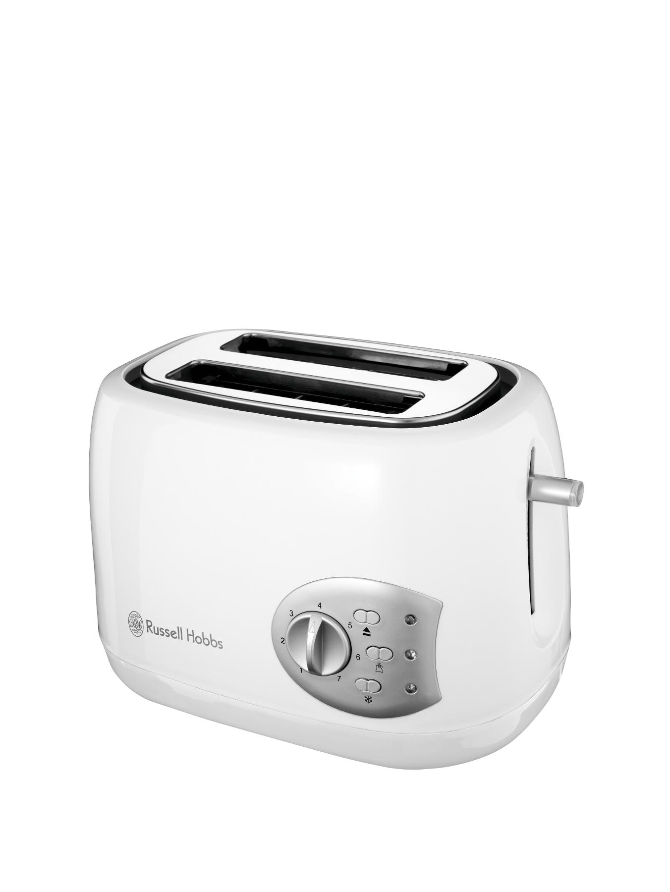 18541 Buxton 2 Slice Toaster