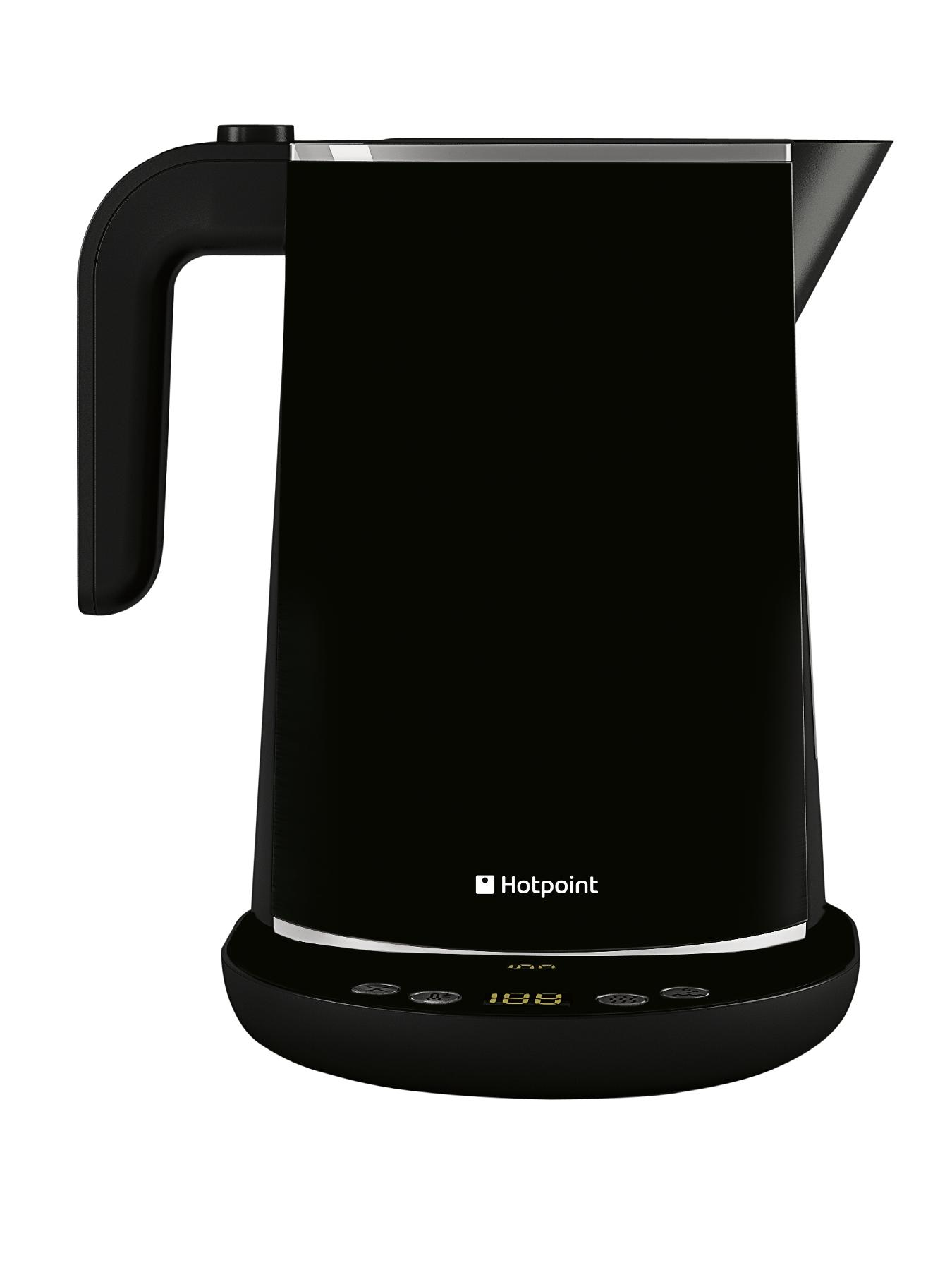 WK30EAB0UK Stainless Steel Digital Kettle - Black