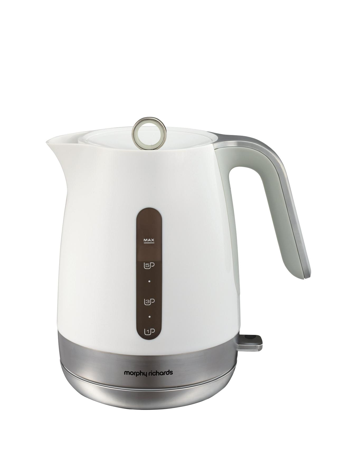 101402 Chroma Kettle - White