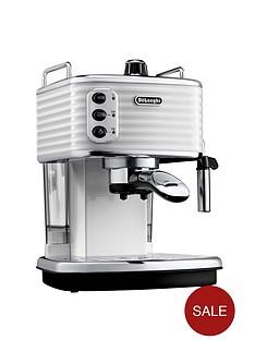 delonghi-scultura-1100-watt-coffee-maker-white