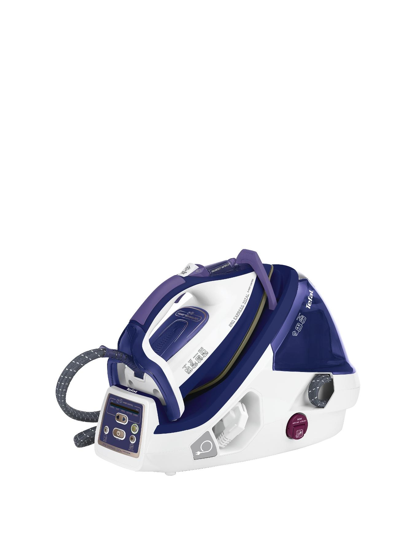 GV8975 Pro Express Total Xpert Control Steam Generator