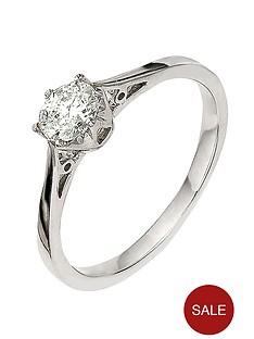 love-diamond-9-carat-white-gold-50pt-diamond-solitaire-ring