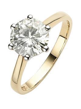 moissanite-moissanite-9-carat-yellow-gold-2-carat-solitaire-ring