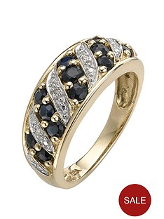 love-gem-9-carat-yellow-gold-sapphire-and-diamond-eternity-ring