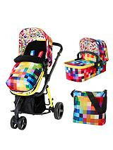 Giggle 2 Travel System - Pixelate