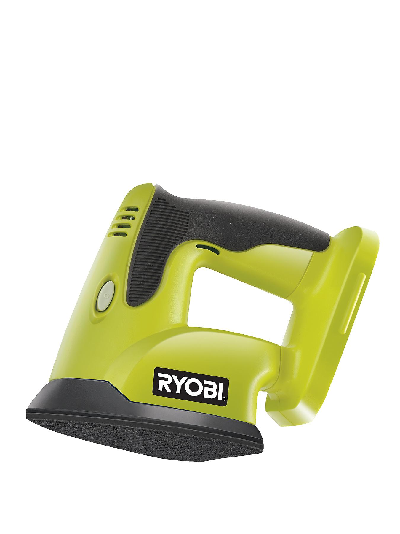 Ryobi ONE+ CCC1801M 18V Corner Sander - without 18V ONE+ battery