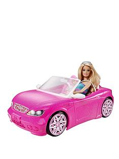 barbie-glam-convertible-car