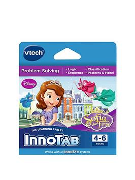 VTech Innotab Learning Cartridge  Sofia the First