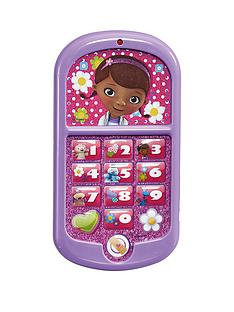 doc-mcstuffins-on-call-phone