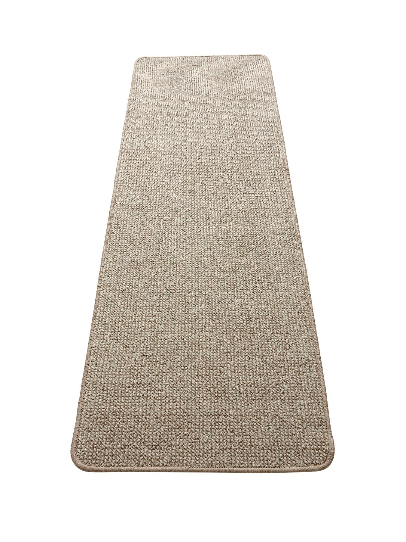 Florence Runner with FREE Door Mat, Beige,Grey