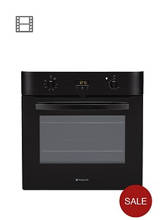 hotpoint-newstyle-sh33ks-built-in-single-electric-oven-black