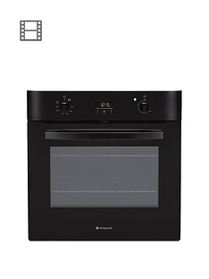 hotpoint-sh33ks-built-in-single-oven-black