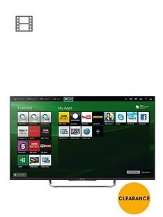 sony-kdl50w829bbu-50-inch-active-3d-full-hd-freeview-hd-led-smart-tv-black