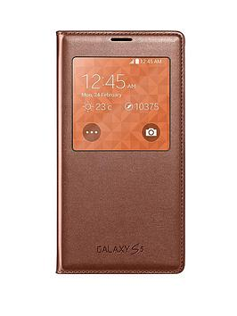 samsung-original-galaxy-s5-s-view-cover-rose-gold