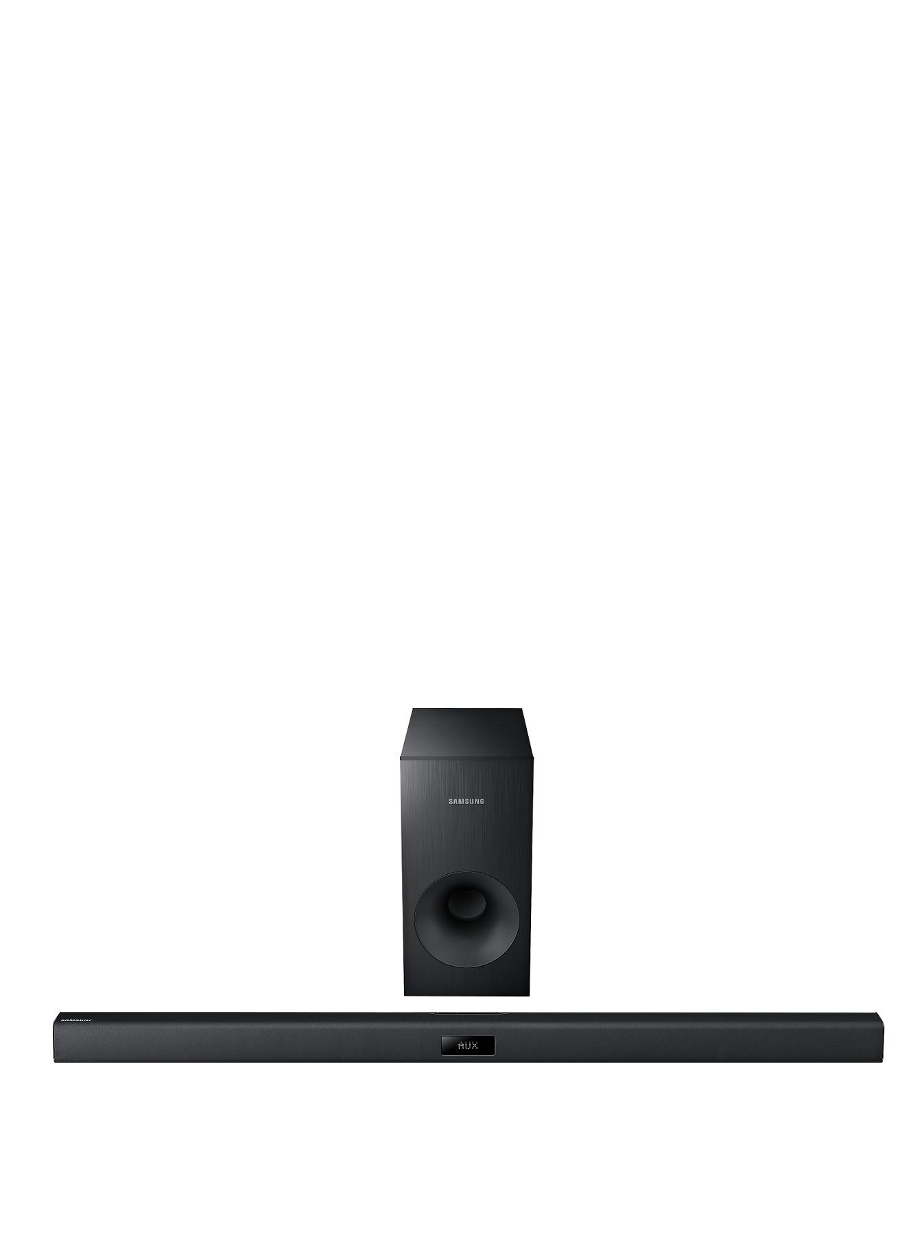 HW-H355 120-watt Soundbar - Black at Littlewoods