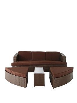 pebble-lounge-3-person-sofa-set