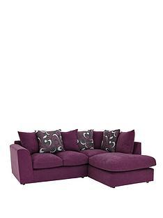 lola-right-hand-fabric-corner-chaise-sofa
