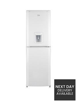 beko-cfd5834apw-55cm-frost-free-fridge-freezer-white-next-day-delivery