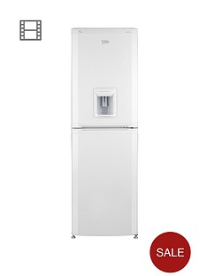 beko-cfd5834apw-55cm-frost-free-fridge-freezer-white