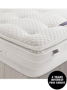 silentnight-mirapocket-1850-pocket-spring-geltex-pillowtop-mattress-medium