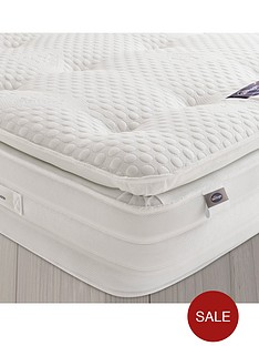 silentnight-mirapocket-1850-pocket-spring-geltex-pillowtop-mattress