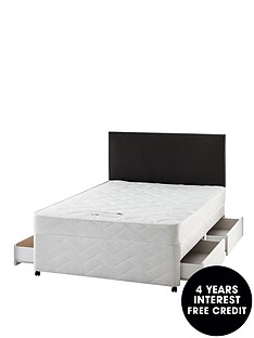 layezee-posturezone-microquilted-divan-bed-firm
