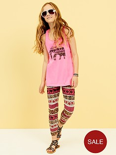 freespirit-girls-swing-vest-and-aztec-leggings-set