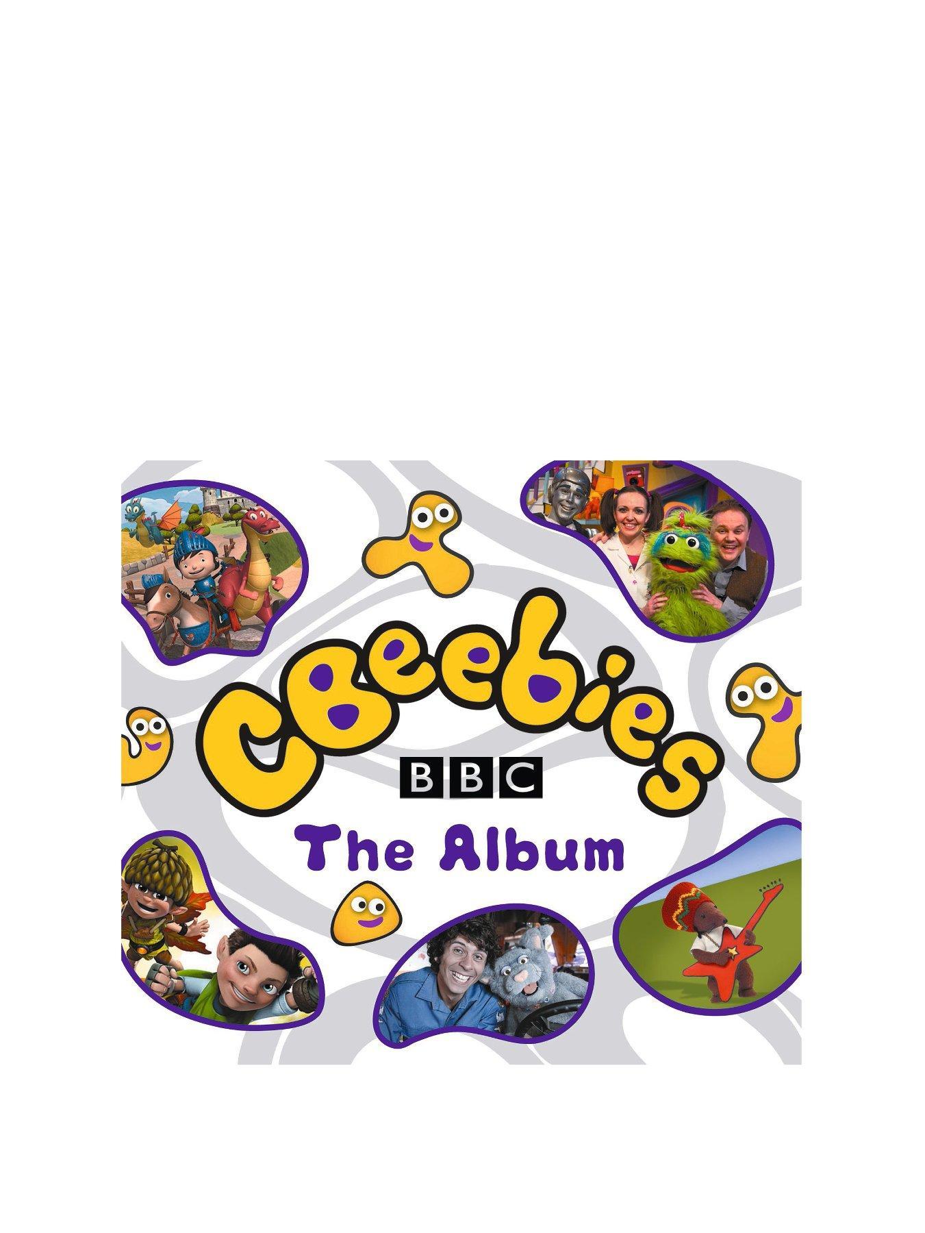 CBeebies - The Album CD