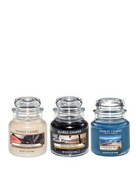 yankee-candle-set-of-3-small-jars-black-coconut-turquoise-sky-paradise-spice