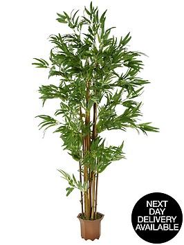 faux-bamboo-plant