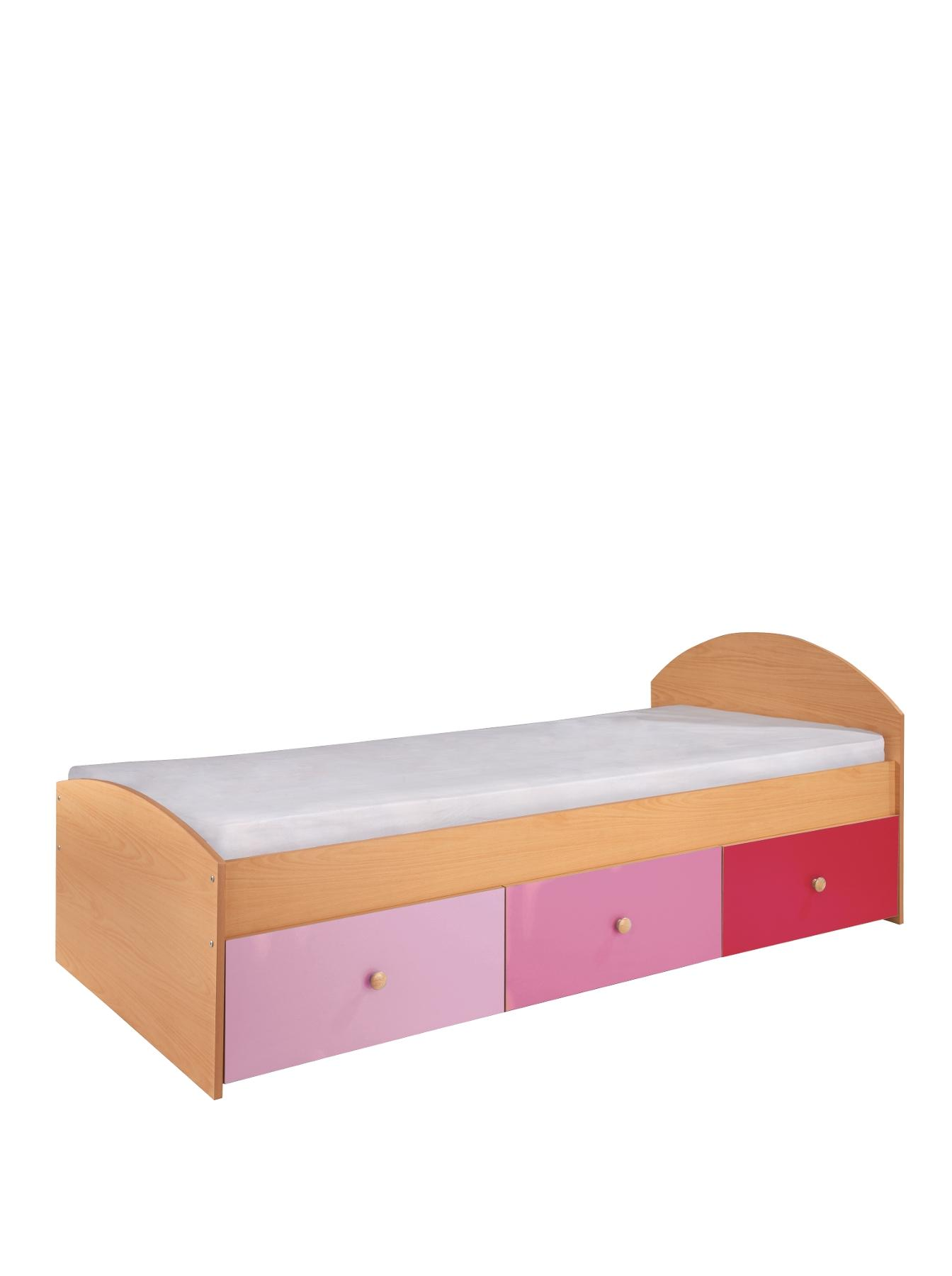 Buy cheap metro bed frame compare beds prices for best uk deals - Cheap childrens bed frames ...