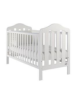 mamas-papas-lucia-cot-bed-white