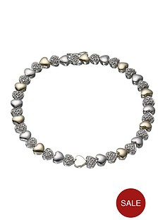 keepsafe-9-carat-gold-and-silver-diamond-set-bracelet