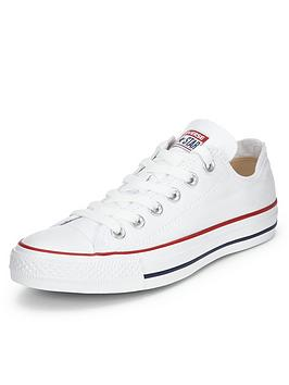 Converse Converse Chuck Taylor All Star Ox Plimsolls - White Picture