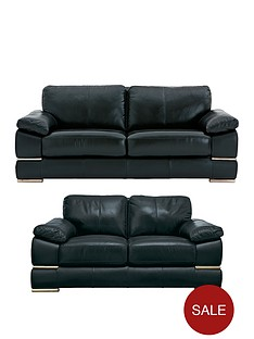 Leather Sofas | Sofas | Home & garden | www.littlewoods.com