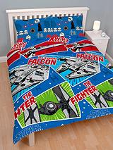 Episode VII: The Force Awakens Reversible Duvet Cover Set
