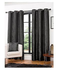 hamilton-mcbride-africa-jacquard-textured-eyelet-curtains