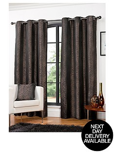 africa-jacquard-textured-eyelet-curtains