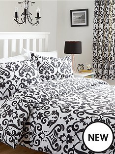 dramatic-damask-duvet-cover-set