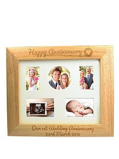 personalised-happy-anniversary-wooden-frame