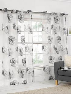 hamilton-mcbride-floral-printed-eyelet-voile-pair