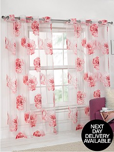 hamilton-mcbride-floral-printed-eyelet-voile-panel