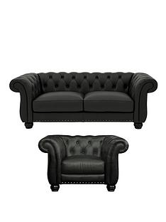 bakerfield-leather-3-seater-sofa-plus-armchair-buy-and-save