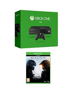xbox-one-1tb-console-with-halo-5-guardians-and-optional-12-months-xbox-live-andor-extra-wireless-controller