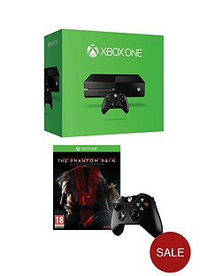 xbox-one-500gb-console-with-metal-gear-solid-v-the-phantom-pain-and-optional-12-months-xbox-live-andor-extra-controller