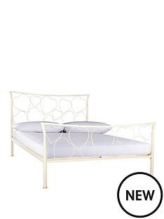 hudson-single-bed-frame-airsprung-memory-mattress