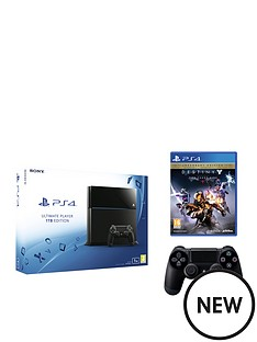 playstation-4-1tb-black-console-with-destiny-the-taken-king-legendary-edition-12-months-playstation-plus-and-an-extra-dualshock-controller