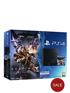 playstation-4-500gb-black-console-with-destiny-the-taken-king-legendary-edition-and-extra-controller