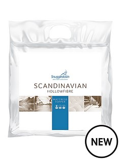 snuggledown-of-norway-scandinavian-hollowfibre-mattress-topper
